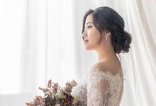 Bride ❤️ by Shino Makeup & Hairstyling