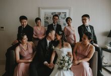 Melisa & Chris by Double Happiness Wedding Organizer