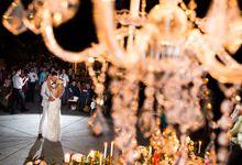 Portland Garden Wedding by DIna Chmut Photography