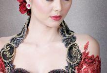 e by D&D Professional Make Up Artist & Kebaya By Dindin Nurdiansyah