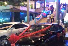 Indian Wedding Car Rental by Hyperlux Dolce Vita Sdn Bhd
