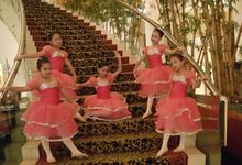 Wedding at Ritz Carlton by Stefie's Dance Academy