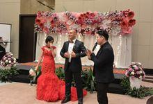 Bruseghin & Cecilia Wedding by STIVEN PATRAS