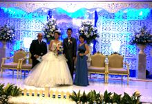 Wedding Reception of Joni Kusno and Rissa Ho by MC Mandarin Linda Lin