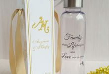 Plastic Bottle - Asyreen & Hafiq by Red Ribbon Gift
