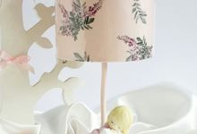 Personalized Lamp - Vivian Rachel Pribadi by Red Ribbon Gift