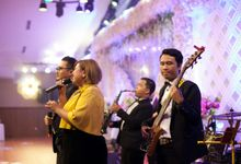 Wedding another event in Medan by Harmony Entertainment