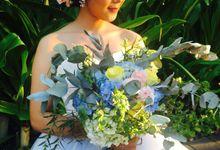 Sunset Wedding by Charlotte Sunny