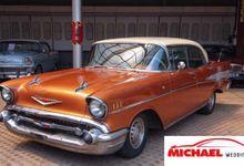 Classic Wedding Car by Michael Wedding Car