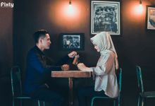 Sarah & Dimaz Prewedding - Wedding by fixty photoworks