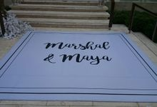 Wedding of Marshal & Maya by Sparkling Organizer