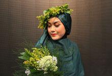 green white syari by donga.za