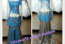 Wedding Gown by THIO PASIFIK BRIDAL AND BOUTIQUE