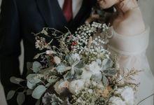 The Wedding of Calfhyn & Sofie by Poise Room Wedding Organizer