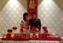 The Wedding of Yekson and Melisa by Poise Room Wedding Organizer