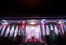 The Wedding Aya & Aldi by NST DECORATION