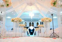 wedding decoration by mirrorart decoration