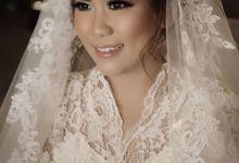 Bride Makeup Artist by Lala Barbie