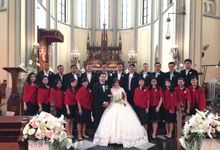 The Holy Matrimony of Winson Ngan & Yolanda Lee by Vox Angelorum Choir