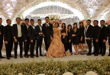 The Wedding Of Lilie & Siong Kien by Venus Entertainment
