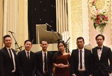 The Wedding Of Leo & Cindy by Venus Entertainment