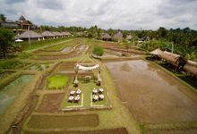 GARDEN WEDDING SETUP by Visesa Ubud