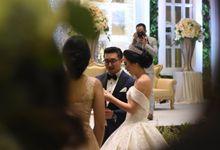 The Wedding Of Wilson & Vania by Venus Entertainment