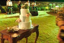 Elegance Marble Cake by Sugaria cake