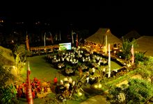 Dinner Reception by Visesa Ubud