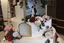 The Wedding Of Adri & Karin by FIVE Seasons WO