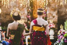 THE ROYAL WEDDING by Visesa Ubud