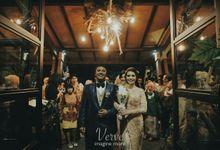 The Wedding of Denia & Antonius by DIY Planner