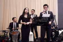 The Wedding Of Dendy & Suniu by Venus Entertainment