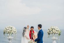 The Wedding Of Ms.D & Mr.S by GOLDEN HARVEST BALI WEDDING