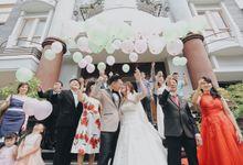 Lius & Vinnie Wedding by DESPRO Organizer