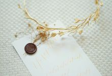 Gold Branching Olive Headband by ayyara