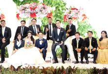 The Wedding Of Erwin & Mega by Venus Entertainment