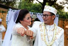 Wedding Nurul & Ami by boomsphoto