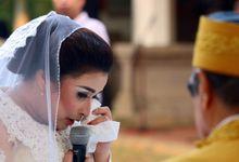 Wedding Nurul & Ami by boomsphoto