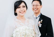 Wedding Of Juli & Nando by REDI & Co. Photography