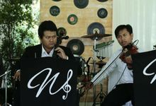 The Wedding Of Alvita & Salman by Wijaya Music Entertainment