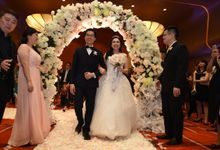 EVAN & DENICE WEDDING by Priceless Wedding Planner & Organizer