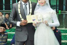 Wedding Akmalia & Aditia by Almeera House of Wedding
