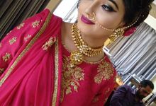 Bridal Makeup by Ikonoz Beauty Salon