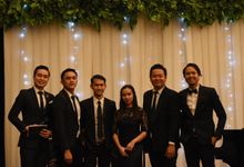 The Wedding Of Genwies & Fransisca by Venus Entertainment