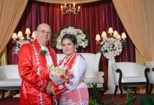 The Wedding Of Gina & Eddy by boomsphoto