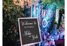 The Wedding Of Mike And Yuli by Grand Orchid Decoration