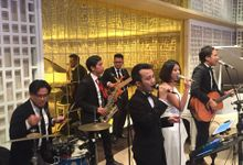 The Wedding Of Tanjung & Julie by Venus Entertainment