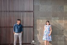 PreWedding Raras & Bobi Casual by Photo.in by inCircle Labs