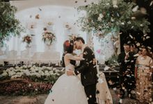 Wedding Day Bambang & Melia (111117) by House of Luxury